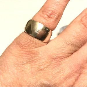 Sterling Silver 925 Band Ring 7